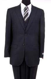SM333 Reg:795 on Online Sale $249 3PC Wool Fabric