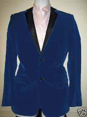 Velvet Velour Blazer Online Sale