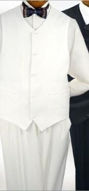 Matching Vest + Shirt +