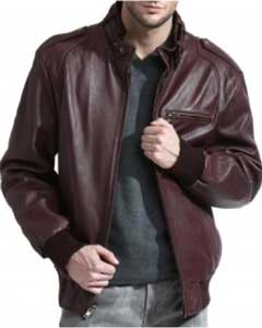 PN94 MemberS Only Lambskin Leather Jacket A Gorgeous Lambskin