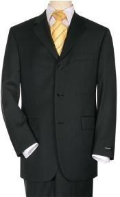 Buttons Style Suit Jet