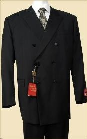 Breasted Suit Jacket +