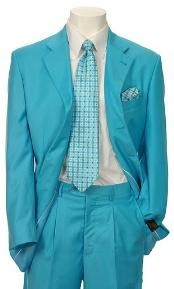 Party Suit Collection turquoise