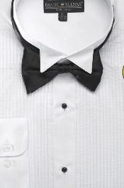 Tip Tuxedo Shirt with