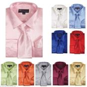 Decoding Different Colors Of A Dress Shirt For Men