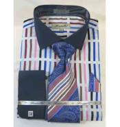Mens 100% Cotton French