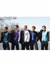 MO462 High School Homecoming Outfits For Guys Casual Package