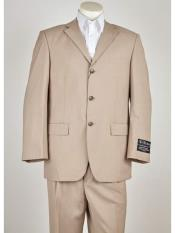 Natural Notch Lapel Classic Fit
