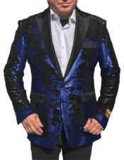 CH2055 Alberto Nardoni Best Mens Italian Suits Brands Shiny