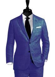 JSM-4616 Alberto Nardoni Best Mens Italian Suits Brands Linen