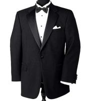 One Button Notch Tuxedo Superior