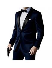 CH2011 Mens James Bond Tuxedo