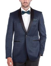 Product# GD1259 Mens Tuxedo Navy Slim