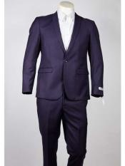 SM970 One Button Slim narrow Style Fit Purple color