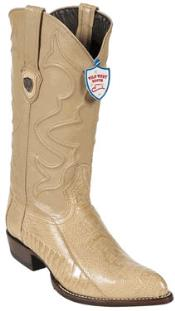 NS6730 Wild West Oryx Ostrich Leg Cowboy Boots