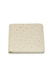 Wallet~billetera~CARTERASOstrichWalletBone