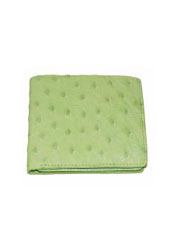Wallet~billetera~CARTERASOstrichWalletLightlime