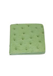 Wallet~billetera~CARTERASOstrichWalletMintGreen