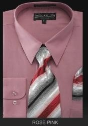 DressShirt-PREMIUMTIE-RosePink