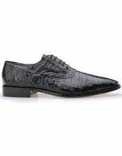 Mens Belvedere All Over Laceup