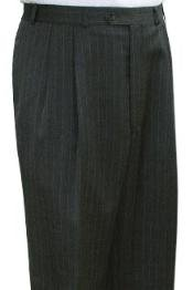 SSP714 Superior Fabric Quality Dress Slacks / Trousers Grey