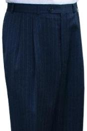 JAR834 Superior Fabric Quality Dress Slacks / Trousers Navy