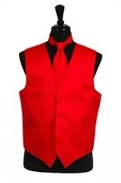 VS2020 Horizontal Rib Pattern Dress Tuxedo Wedding Vest Tie