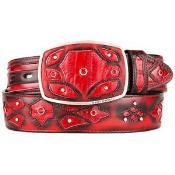 red color shade Original Eel