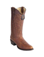 JSM-5302 Mens Honey Handcrafted Wild West Genuine Rage Cowboy
