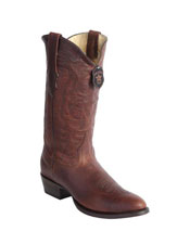 JSM-5303 Mens Handcrafted Wild West Genuine Rage Cowboy Leather