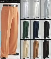 long rise big leg slacks