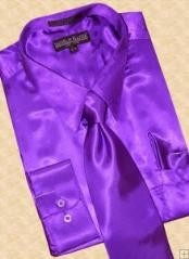 Purple color shade Dress