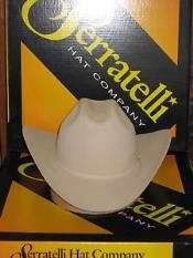 KA6300 Serratelli Designer 100x El Comandant Buckskin 3 1/2