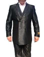 JSM-6754 Alberto Nardoni Best Mens Italian Suits Brands Double