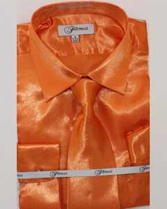 Luxurious Shirt Orange