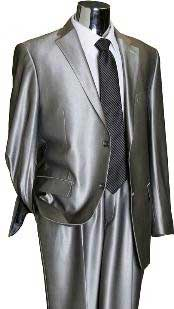 ShinyFlashy2ButtonStyleSilverGrey~Gray