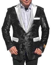 CH2044 Alberto Nardoni Best Mens Italian Suits Brands Black