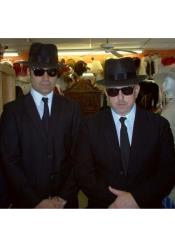 Blues Brothers Black Suit Costume
