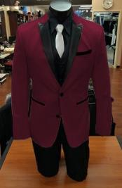 Stage Alberto Nardoni Best Mens Italian Burgundy Suits Brands