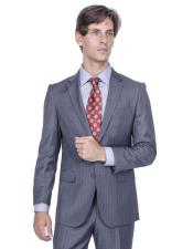 Single-Breasted-Charcoal-Grey-Suits