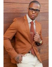 CH1924 Cognac ~ Rust ~ Copper Color Mens 2