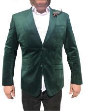 AP577 Mens Velvet Blazer ~ Sportcoat Jacket