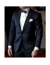 CH2018 Mens James Bond Tuxedo