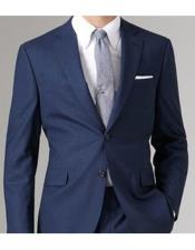 CH1760 Mens package deal 2 button notch lapel side