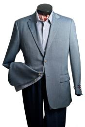PN#78 Single Breasted Blazer Online Sale - Notch Lapel
