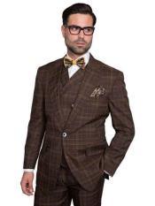 Button Style statement attire