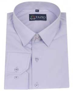 KA8632 Dress Shirt Slim narrow Style Fit - Lavender