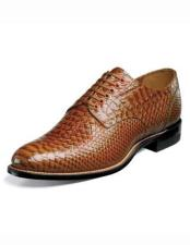 Mens Stacy Adams Snakeskin
