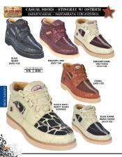 RFG5 High Top Exotic Skin Sneakers for Authentic Los