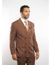 Mens Plaid ~ Windowpane Can